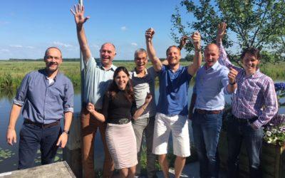 KSL start na de zomer met 7 professionals!
